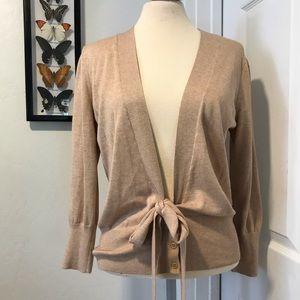 Banana Republic Silk/Angora Cardigan Sweater